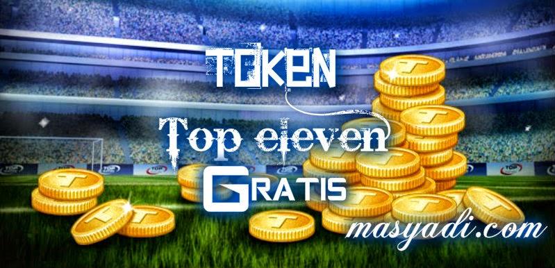 2 Cara Baru mendapatkan token top eleven gratis 100% Ampuh