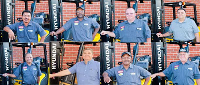 forklift service, forklift maintenance, preventive maintenance, pm, lube service
