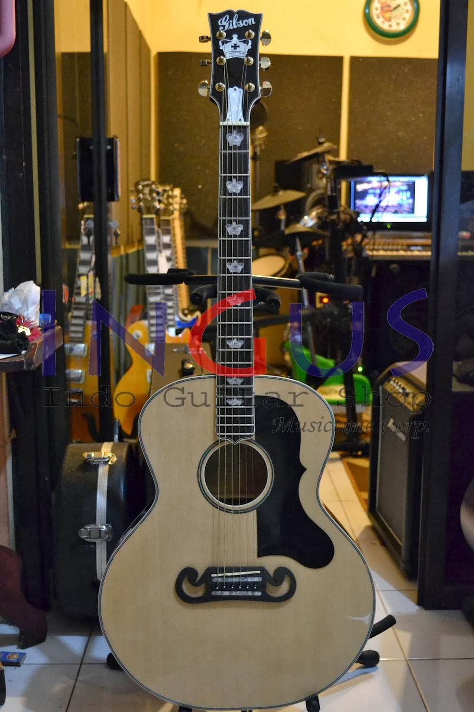 Jual Gitar Gibson J250 Custom