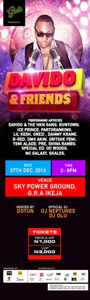 Davido & Friends