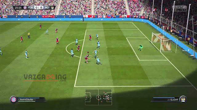 FIFA 15 Gameplay 4