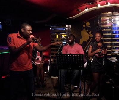 La Finale Prestige - Bonapriso - Cabaret - Karaoke