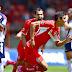 Veracruz Golea 3 por 0 al Toluca