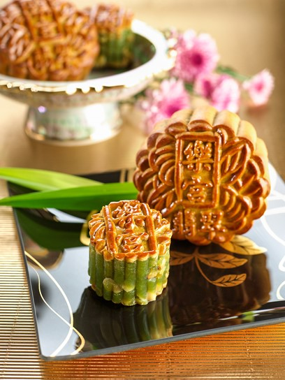 park hotel group golden jade duo nuts vegetarian mooncakes