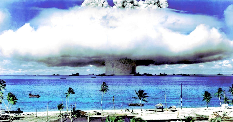 bikini atoll hurricanes
