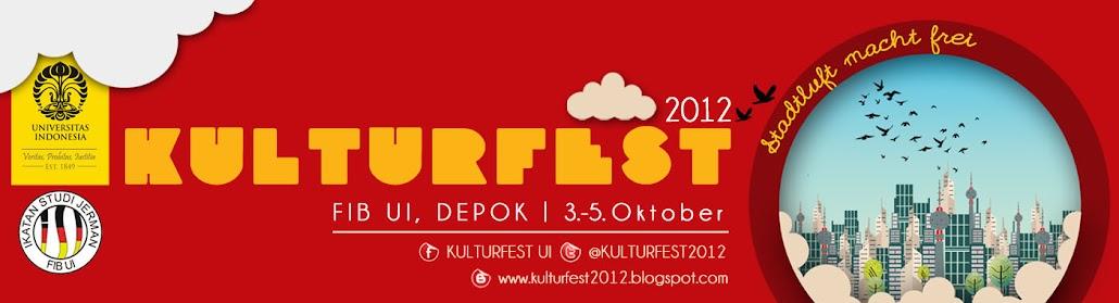 KULTURFEST 2012