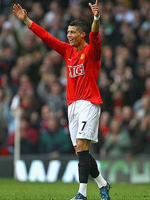 Hoy es el cumpleaños de Cristiano Ronaldo