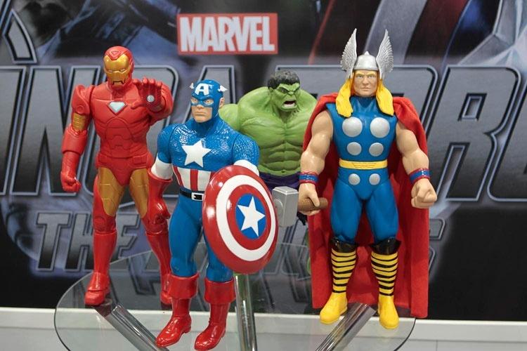 Decora    O Mesa  Os Vingadores   Marvel   11 2843 9019