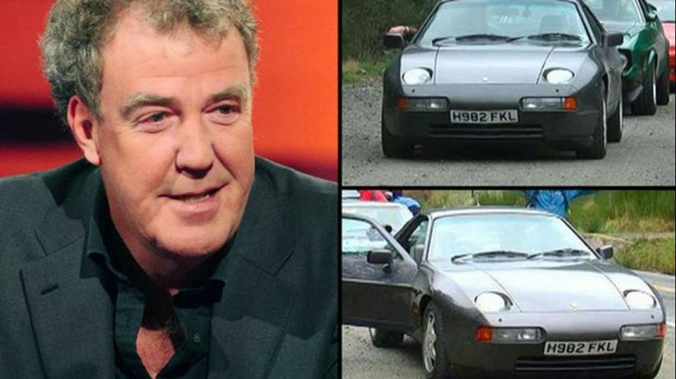 """""""Top Gear"""" BBC by a patent that supposedly refers to the Falklands"""