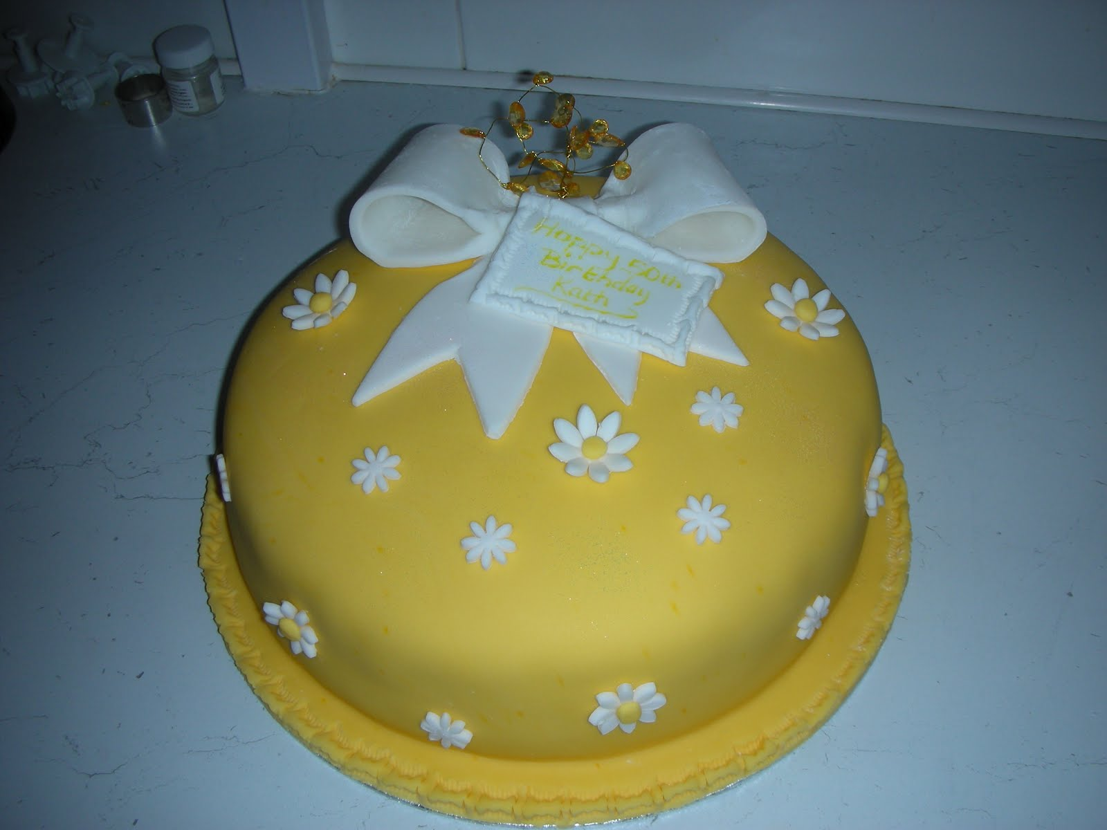 Sue's Cakes and Other Nonsense: Latest Cakes