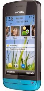 Harga Dan Spesifikasi Nokia C5-03 New