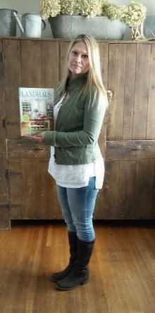 Landhaus Living magazine covershot