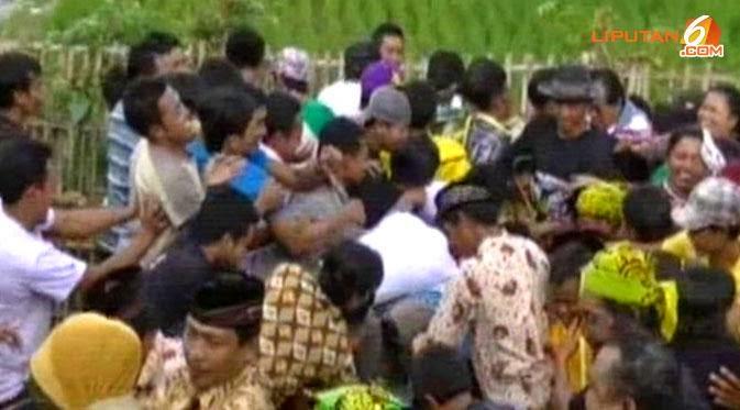 Ritual Gelar Pitu warga Banyuwangi, Jawa Timur