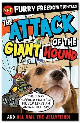 The Attack of the Giant Hound