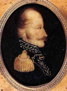 José María Obando de perfil