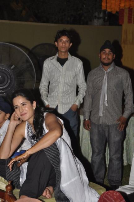 Fashion Fantasist Katrina Kaif Wedding Pics At Bina Kak Daughter