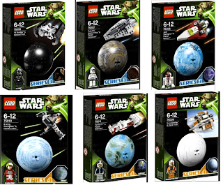 also in the star wars theme the planets series is
