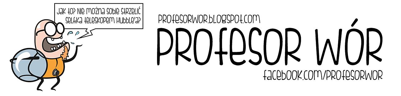 Profesor Wór