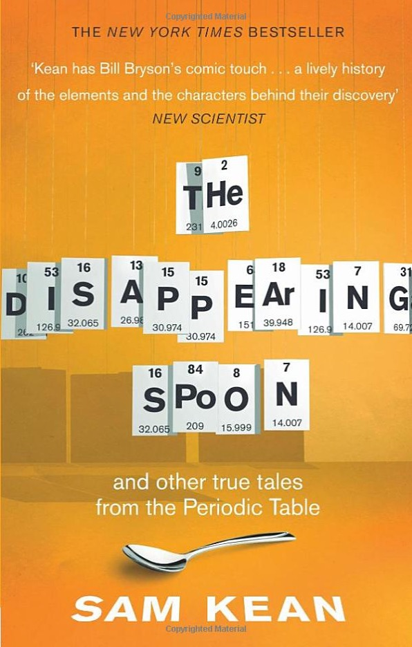 Where Are The Chemistry Popular Science Books