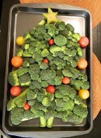 Decoraci n de platos bocadillos for Decoracion de ensaladas