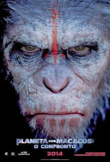 Planeta Dos Macacos O Confronto (2014) Dublado