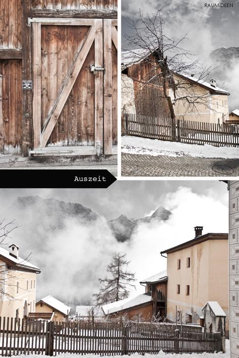 Urlaub im Winter, warum nicht in der Schweiz.