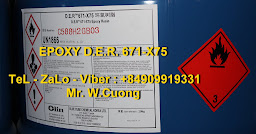 EPOXY RESIN DER 671-X75 - OLIN - Dow Chemical