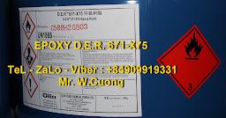 EPOXY RESIN DER 671-X75 - OLIN - Dow Chemical