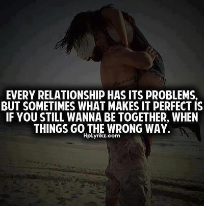 Love Quotes For Him Through Hard Times : Every Relationship Has Its Problems Letter a Studio