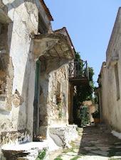 Vieux village d'Alonnisos