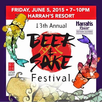 Save Big On Tickets To The Beer & Sake Festival