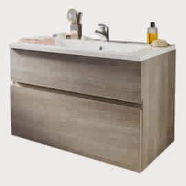 meuble salle de bain 1 vasque castorama