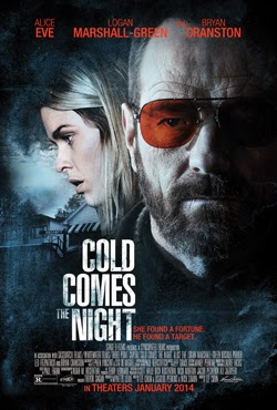 Cold Comes The Night 2013 poster