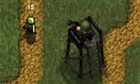 Cephede Savunma Savaşı Oyunu