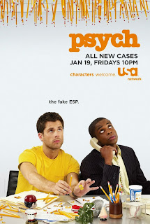 Download - Psych S08E10 - HDTV + RMVB Legendado