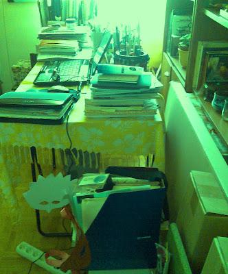 """Projeto """"Escritório em Remodelação"""""""