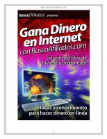 Ebook Gana dinero en Internet