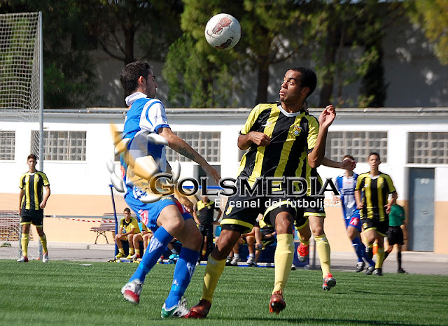 Adrián Peña Abreu juvenil en el Villarreal
