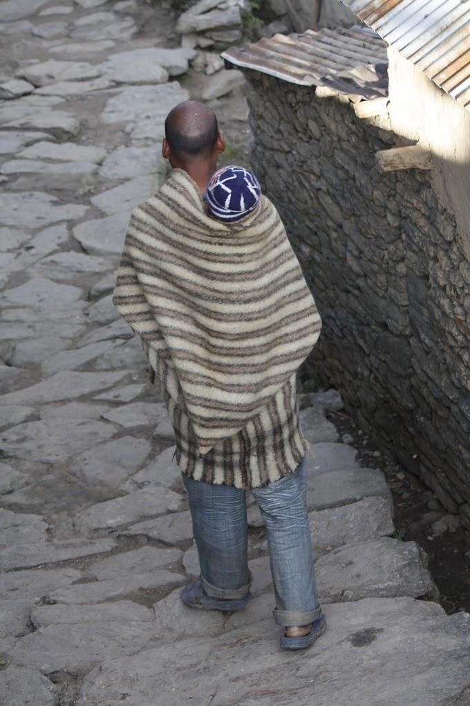手織りのぬくもり