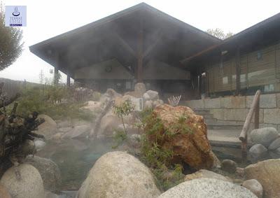 Termas, Chavasqueira, onsen, Ourense, spa