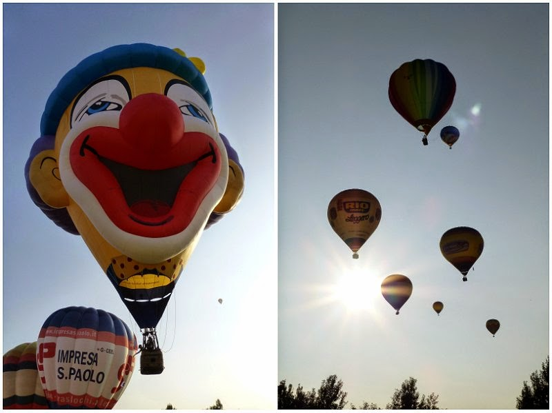 foto ferrara balloons festival 2014