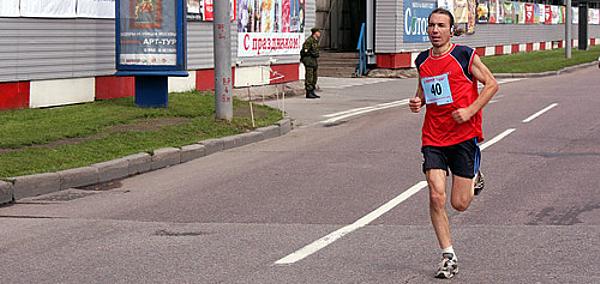 Московский Международный Марафон Мира | ММММ-2008 | Андрей Климковский рассказывает о своем участи в забеге на 42 километра 195 метров