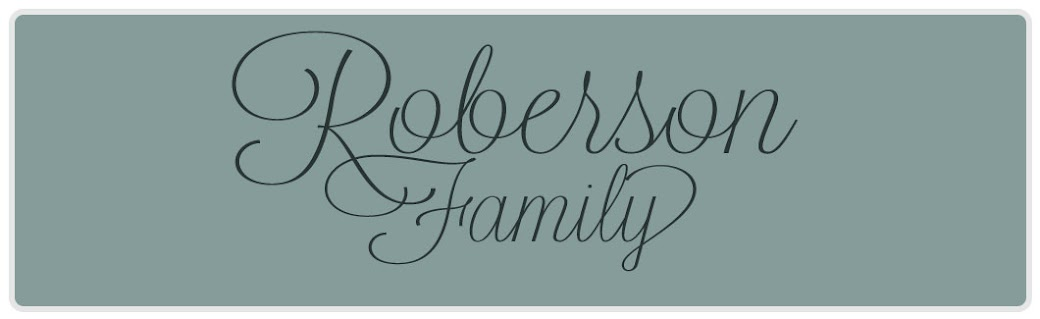 Roberson Family