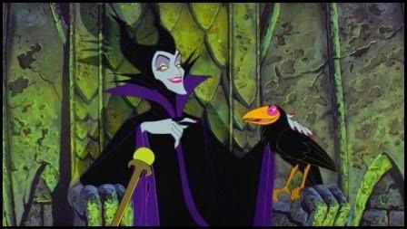 Maléfica en 'La bella durmiente', clásico Disney