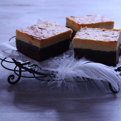 Sero-brownie z dynią