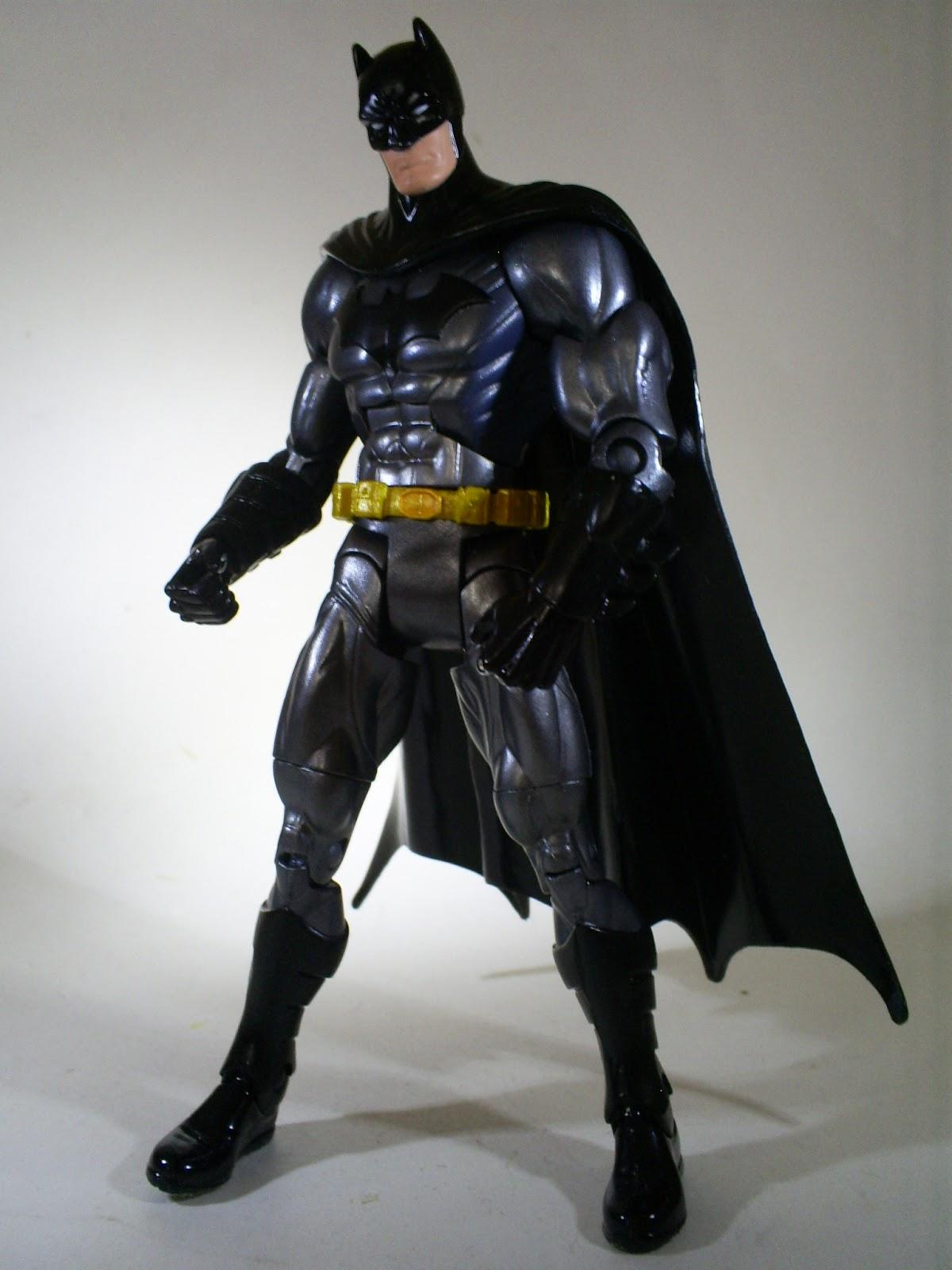 that figures review batman unlimited batman new 52