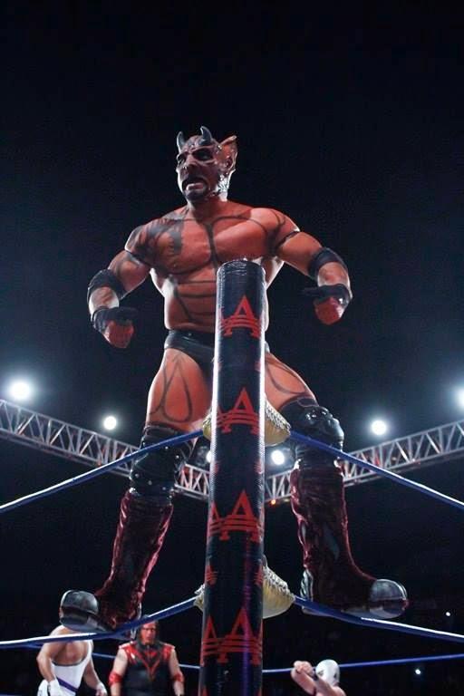 Gronda, blog lucha libre mexicana, gronda luchador, lucha libre mexico luchadores