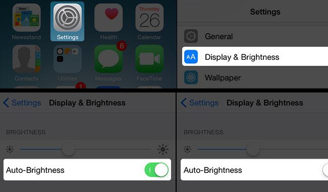 iOS 8.2 Battery drain fix