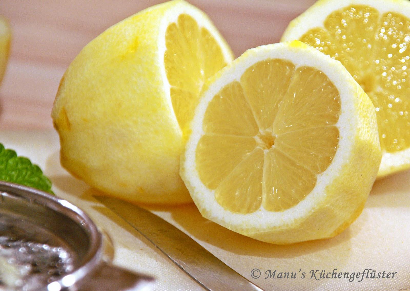 Manus Küchengeflüster: Lemon-Curd
