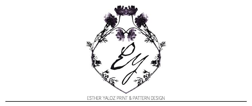 textile design esther yaloz